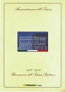 2002 Folder Bicentenario Dell'Istituto Prefettizio. - Paquetes De Presentación