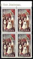 España. Spain. 1973 (**) Orden De San Jeronimo. Order Of St. Jerome. Papa Pope Gregorio IX - 1931-Tegenwoordig: 2de Rep. - ...Juan Carlos I