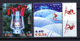 Estonia 2006 / Christmas MNH Nöel Navidad / Jn37  32 - Natale