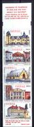 Sweden 1998 Suecia / Booklet Architecture MNH Carnet Arquitectura / Jn29  C - Arquitectura