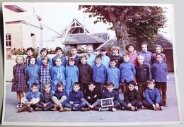 Photo De Classe 89 COURLON Sur Yonne - Persone Identificate