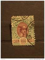 Brazilie Bresil Brasilien Brasil 1894-1904 Série Courante Mercure Yv 87 O - Brazil