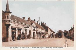 ROUVRAY  - ( 21 ) - Route De Dijon Hôtel Du Vieux-Morvan - France