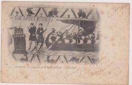 Carte Postale Ancienne,14,cpa,calvados,BAYEUX,1901 - Bayeux