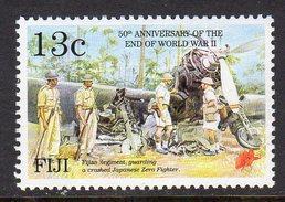 FIJI - 1995 END OF WORLD WAR II ANNIVERSARY 13c STAMP FINE MNH ** SG 907 - Fiji (1970-...)