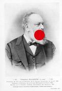 Docteur Theodor Billroth Bergen En Rügen1829 - Opatija 1894 Professeur Hôpital Vienne Wien Zurich - Alte Papiere