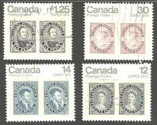 Sc. #753-56 CAPEX '78 Set Used 1978 K369 - 1952-.... Règne D'Elizabeth II