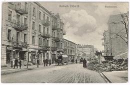 KALISCH - KALUSZ 1915 Breslauerstrasse - Schlesien