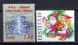 Estonia 1999 / Christmas MNH Nöel Navidad / Jo02  32 - Natale