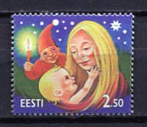 Estonia 1996 / Christmas MNH Nöel Navidad / Jo00  32 - Natale