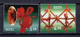 Estonia 2000 / Christmas MNH Nöel Navidad / Jo01  32 - Natale