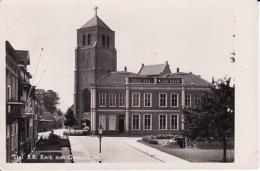 27718Tiel, R. K. Kerk Met Gymnasium(zie Hoeken) - Tiel