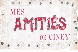 CINEY : Mes Amitiés - Belgium