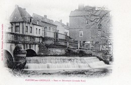 FLEURY-SUR-ANDELLE - Pont En Déversoir (Grande Rue - Other Municipalities