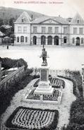 FLEURY-SUR-ANDELLE (Eure) - Le Monument - Other Municipalities