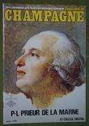 Revue Du Folklore De Champagne - N°124 - 1991 - P. L. Prieur De La Marne - Le Calcul Digital - Champagne - Ardenne