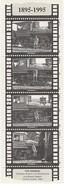 Saint Marin - San Marino 1995 - Centenaire Du Cinéma - Buster Keaton - The General - Acteurs