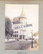 NANCY 1910 - Photo Originale De L'immeuble De La Banque Renauld ( Meurthe Et Moselle ) - Places