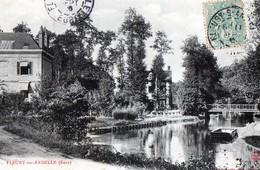 FLEURY-SUR-ANDELLE (Eure) - Vue De L'Andelle, à L'Usine Saint-Victor - Other Municipalities