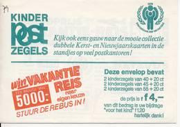 1190 / Blok Kinderzegels 1979 (100% Postfris / MNH) Met Envelop En Rebus - Period 1949-1980 (Juliana)
