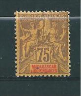 France Colonie  Timbres  De Madagascar N°39 Neufs *  Tres Beau - Neufs