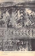ASIE Asia - CAMBODGE Cambodia - ANGKOR VAT ( Bas Relief ) Scène De La Galerie Des Cieux CPA N° 22 (Editeur L. CRESPIN) - Cambodia