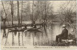 Seine Et Marne, Combs La Ville, Bords De L'Yerres - Combs La Ville