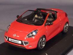 Minichamps 400113931, Renault Wind, 2010, 1:43 - Minichamps