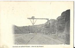55  Carrières De Lérouville Grue De 50 Tonnes - Lerouville
