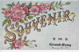 GRAND RENG SOUVENIR DE GRAND RENG   ERQUELINNES ? - Anderlues