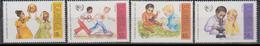 ZAMBIE    1979        N ° 197 / 200          COTE   3 , 00   EUROS         ( D 45 ) - Zambie (1965-...)