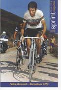 FELICE  GIMONDI    SERIE  SPRINT 2010   N°  204 - Cyclisme