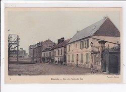 ERCUIS : Rue De Puits Du Val - Tres Bon Etat - Otros Municipios