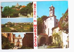 SALUTI DA MORSASCO - ANNI '60/70 - Alessandria