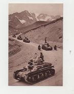 Chars En Montagne --  Guerre 1914-18 - 1914-18