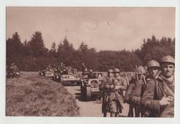 Infanterie Avec Ses Chenillettes - Guerre 14-18 - 1914-18