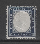 1862 20 C. Indaco MLH - 1861-78 Victor Emmanuel II.