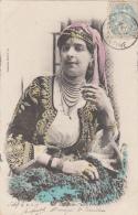 Algérie - Femme - Costume Bijoux - Sétif 1905 - Algérie