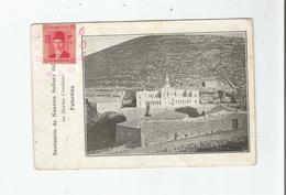 PALESTINA (EN HORTUS CONCLUSUS) SANTURIO DE NOSTRA SENORA DEL ...1946 (SANCTUAIRE NOTRE DAME DU JARDIN CLOS (ARTAS URTAS - Palästina