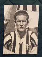 Fotografia Originale Di MARIO VARGLIEN (I) Della Juventus - Fútbol
