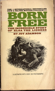 Born Free By Joy Adamson - Books, Magazines, Comics