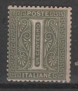 1862 1 C. DLR MNH - Nuevos