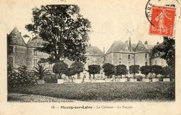 MEUNG SUR LOIRE - 45 - Le Château - La Façade - 78687 - Autres Communes