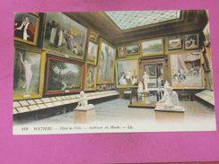 POITIERS /  1900  /  INTERIEUR DU MUSEE    EDIT   CIRC - Poitiers