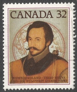 Canada. 1983 400th Anniv Of Newfoundland. 32c Used. SG 1102 - 1952-.... Reign Of Elizabeth II