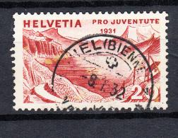1931  N°59  OBLITERE  CATALOGUE ZUMSTEIN - Pro Juventute