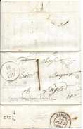 Cursive Le Merlerault Taxe Tampon 1 Et Lettre Locale - Postmark Collection (Covers)