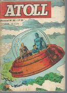 ATOLL   N° 26  - JEUNESSE & VACANCES  1969 - Petit Format