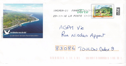 PAP  DATAMATRIX REUNION (Période Ciappa) - Entiers Postaux