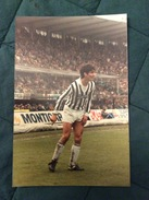 Fotografia Originale PAOLO ROSSI Della Juventus Al Comunale Di Torino 1984 - Football